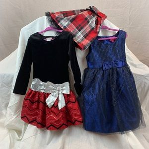 Holiday Dresses & Skirt Size 6